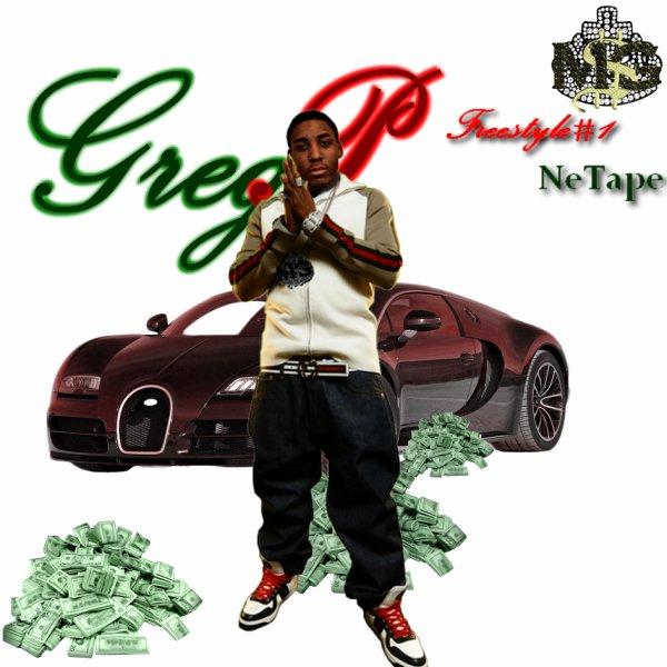 Freestyle #1 (NeTape) / GregP - Game  Over (Freestyle #1) NeTape (2011)