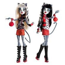 Miaoulodie & Véronronique en poupées
