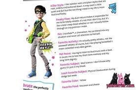 Biographie de Jackson