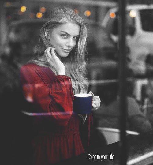 Lundi ... rituel sourire, motivation et café