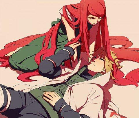 Le plus beau couple du manga Naruto