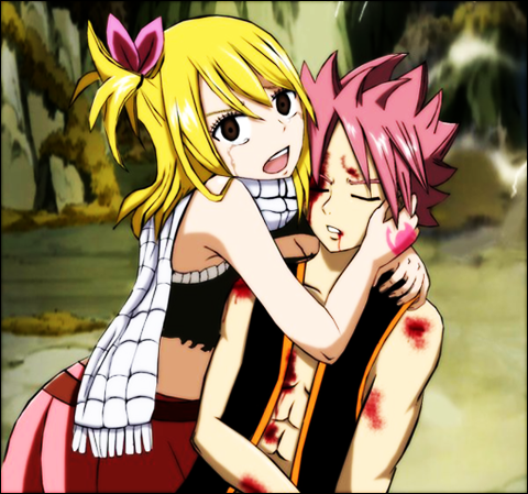 Fiction n°92 : Fic-Nalu-Fairytail