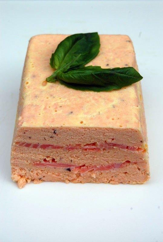(l) terrine de saumon (l)