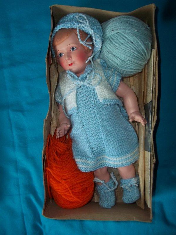 les poupées de Doigts agiles