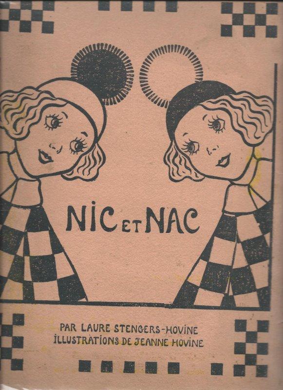 poupées Nic et Nac