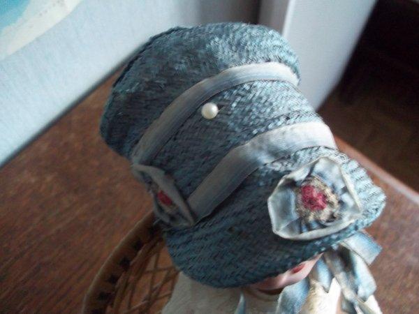 quelques chapeaux de bleuette GL