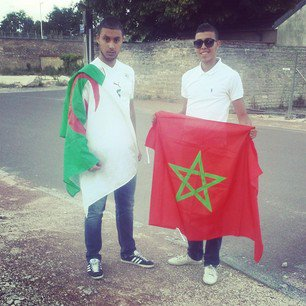 Maroc Algerie ❤❤❤ Bledi