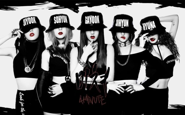 4MINUTE.