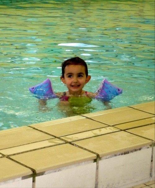 Séance piscine 5 avril 2011
