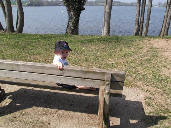 Après midi à l'étang