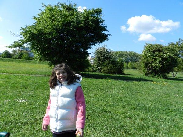 Balade au parc....