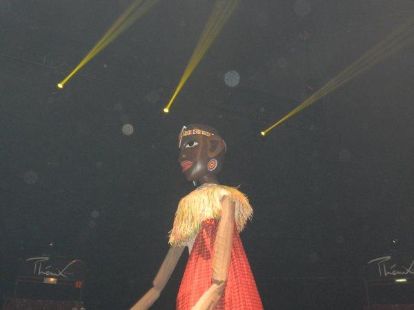 """Soirée au cirque """"Phoenix""""..."""