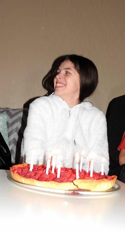 Mon anniv'....mes 12 ans .....