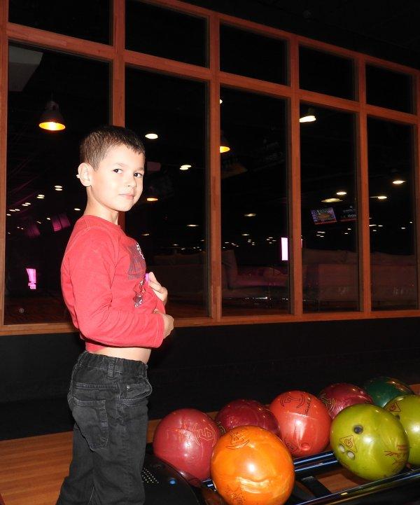 Petit passage au bowling...