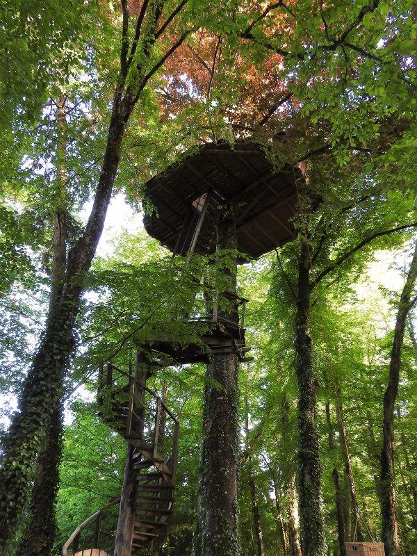Habitat insolite....