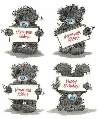"My Birthday =D                                                          23 Avriil (L"")"
