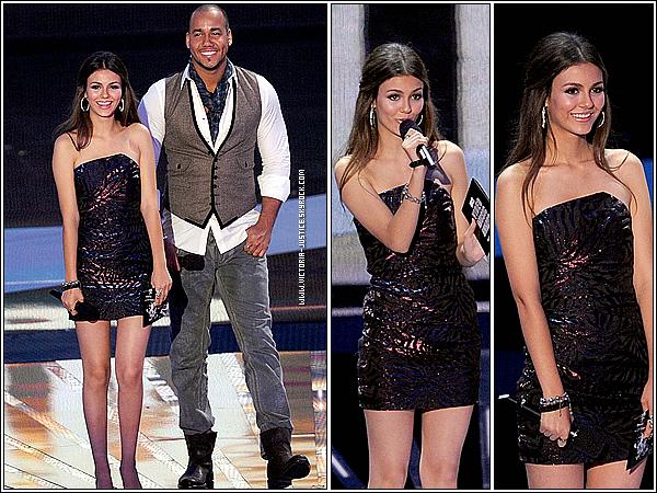 12 Septembre 2010 Victoria était au  MTV Video Music Awards 2010 à Los Angeles