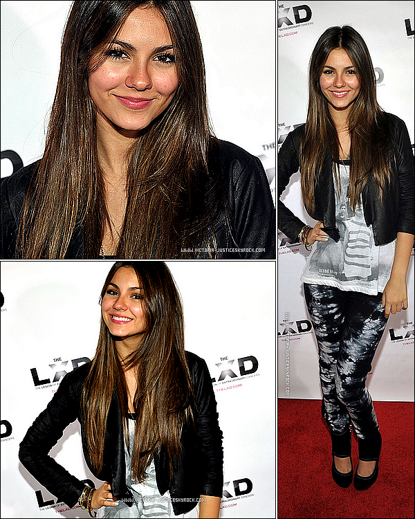 06 Juillet 2010 Victoria a été au LXD After Party  au The Roosevelt Hotel àHollywood.