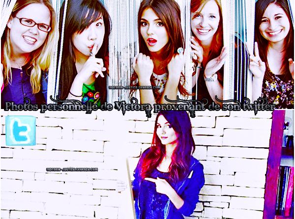 """Avril 2011   Victoria a participé au """"Celebrity BrainSurge"""" avec ses co-stars de Victorious et les autres acteurs/actrices de la chaine Nickelodeon .A voir ici : PART 1 - PART 2 - PART 3 - PART 4 - PART 5"""