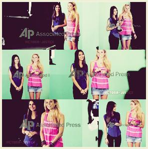 ❀ Victoria sera au MTV's 10 on Top avec Lenay Dunn. ♦ J'adore son colier . TOP ou FLOP ?