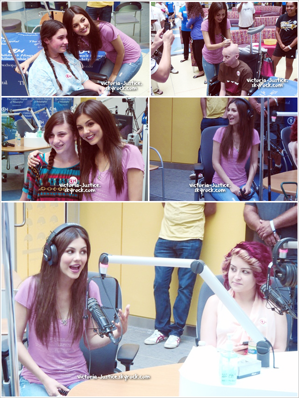 29/08/12     Victoria a donné un concert au New York State Fair + Artist direct a interviewé Vic' sur cette tournée...
