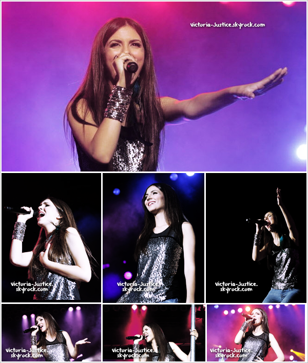 02/09/12   Victoria a donné un concert au Great Allentown Fair en Pennsylvanie + interview réalisée récemment