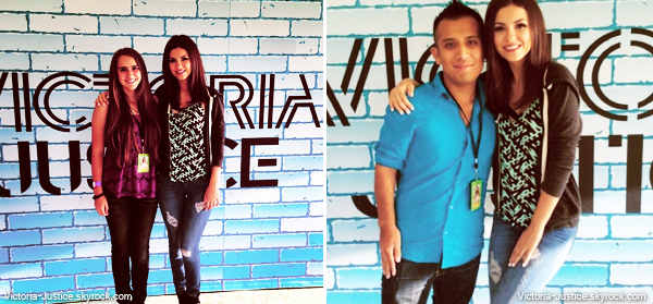 22/06/13     Victoria a performé au Summer Break Tour à San Diego County Fair DM + meet & greet le même jour.