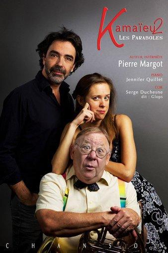 LMusica vous présente le samedi 14 octobre 2017 à 21h à l'auditorium de Romorantin-Lanthenay le chanteur Pierre MARGOT