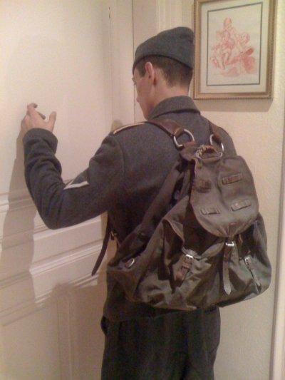 moi avec mon sac luft bien marquer LBA