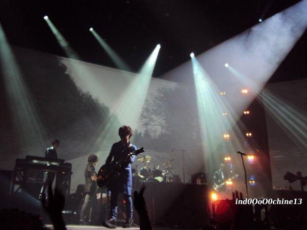 Photo du concert du 13/03/10....