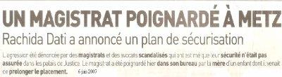 2eme page: MESSAGE DE SALUT PUBLIC