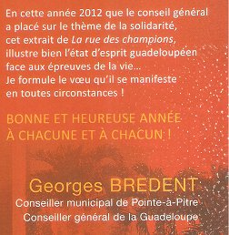 MESSAGES 2012