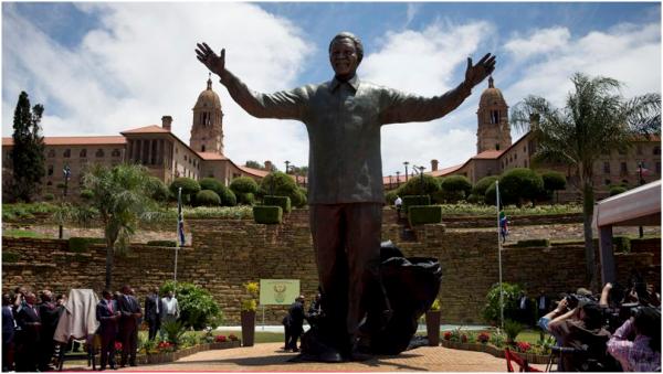 MISSION ET REGNE DE NELSON MANDELA !!!