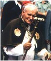 JEAN-PAUL II RÉVÈLE L'ACCOMPLISSEMENT DE LA PROPHÉTIE DE NÉBUCADNETSAR
