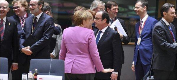 L'EUROPE PEUT-ELLE SURVIVRE SANS LES  ISRAÉLITES DE JACOB !!!