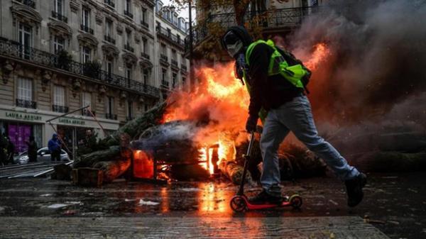 LE NON RESPECT DU SABBAT BRÛLE PARIS, LE DROIT DU ROI FAIT CRIER LA FRANCE ET LA   RÉCIPROCITÉ FAIT TREMBLER LA POLICE !!!