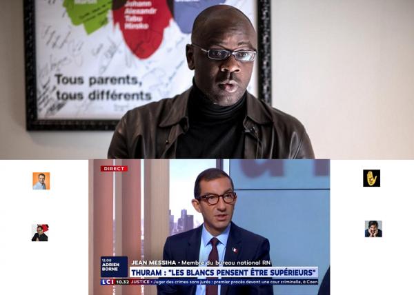 LUMIÈRE SUR LE TROUBLE DU DIT RACISME DE THURAM !!!