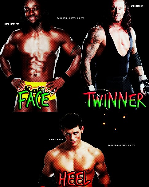 _______[ #5 ]________Face ,Twinner ou Heel ? On P0WERFUL-Wrestling______