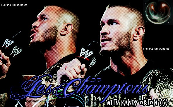 _______[ #2 ]________Les Champions on P0WERFUL-Wrestling______