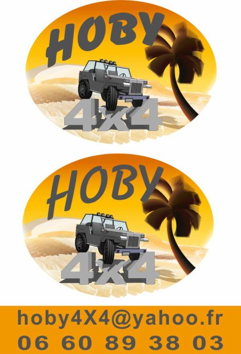 HOBY4X4