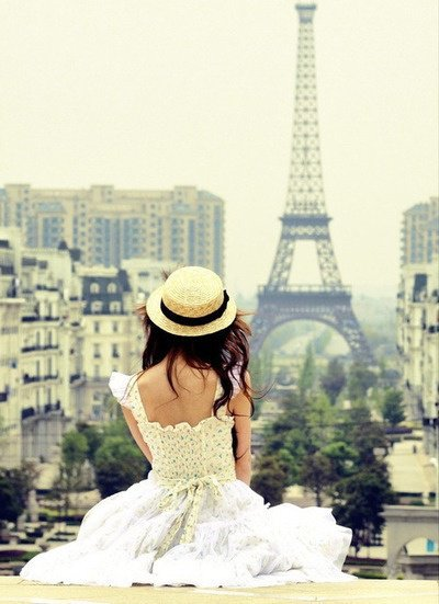 February 7th a) --> Paris <3
