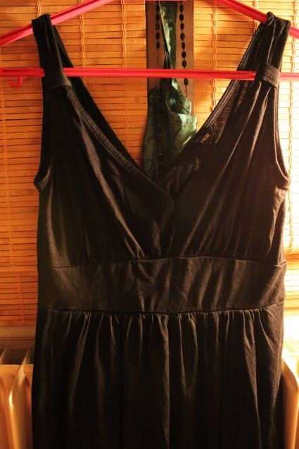 robe noire h&m taille 36