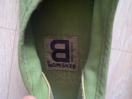 Bensimon liberty pointure 38 pas mal portées, en bon état, j'ai aussi leurs lacets blancs. & Bensimon vertes pointure 38 en très bon état aussi