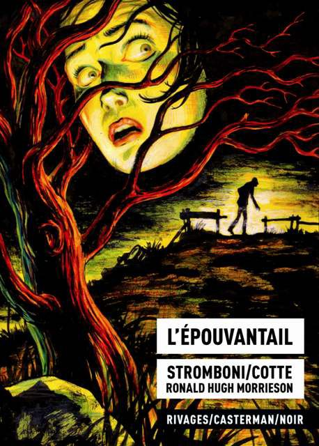 Chronique : L'épouvantail de Olivier Cotte & Jules Stromboni