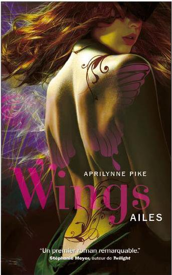 Chronique : Wings - Tome 1 de Aprilynne Pike