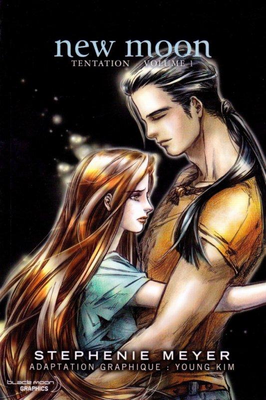 Chronique : Twilight (Manga) - Tome 3 : Tentation, Volume 1 de Stephenie Meyer & Young Kim