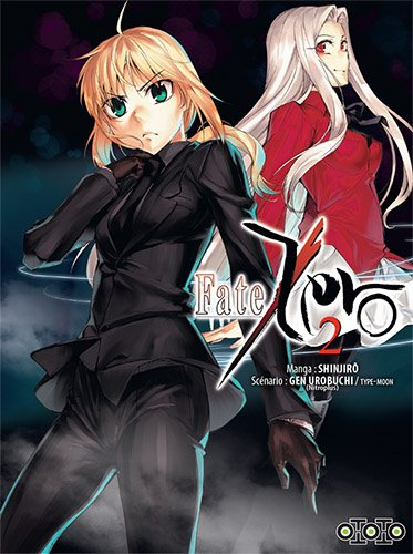 Chronique : Fate/Zero - Volume 2 de Shinjirô & Gen Urobuchi