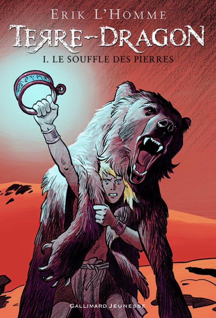 Chronique : Terre-Dragon - Tome 1 : Le souffle des pierres d'Erik L'Homme
