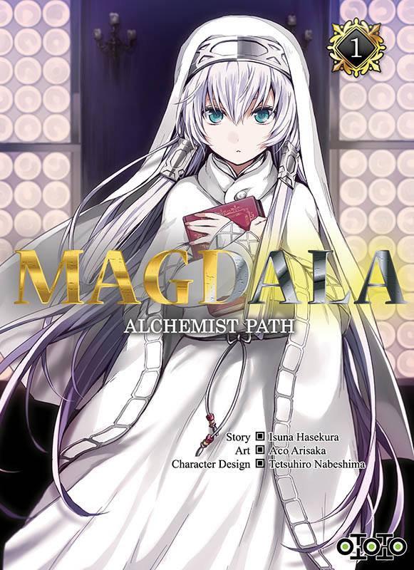 Chronique : Magdala Alchemist Path – Tome 1 d'Isuna Hasekura, Aco Arisaka & Tetsuhiro Nabeshima