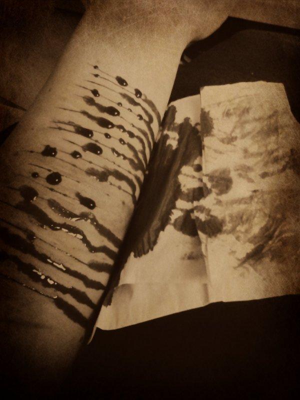 La douleur finit par disparaître, les traces, jamais.
